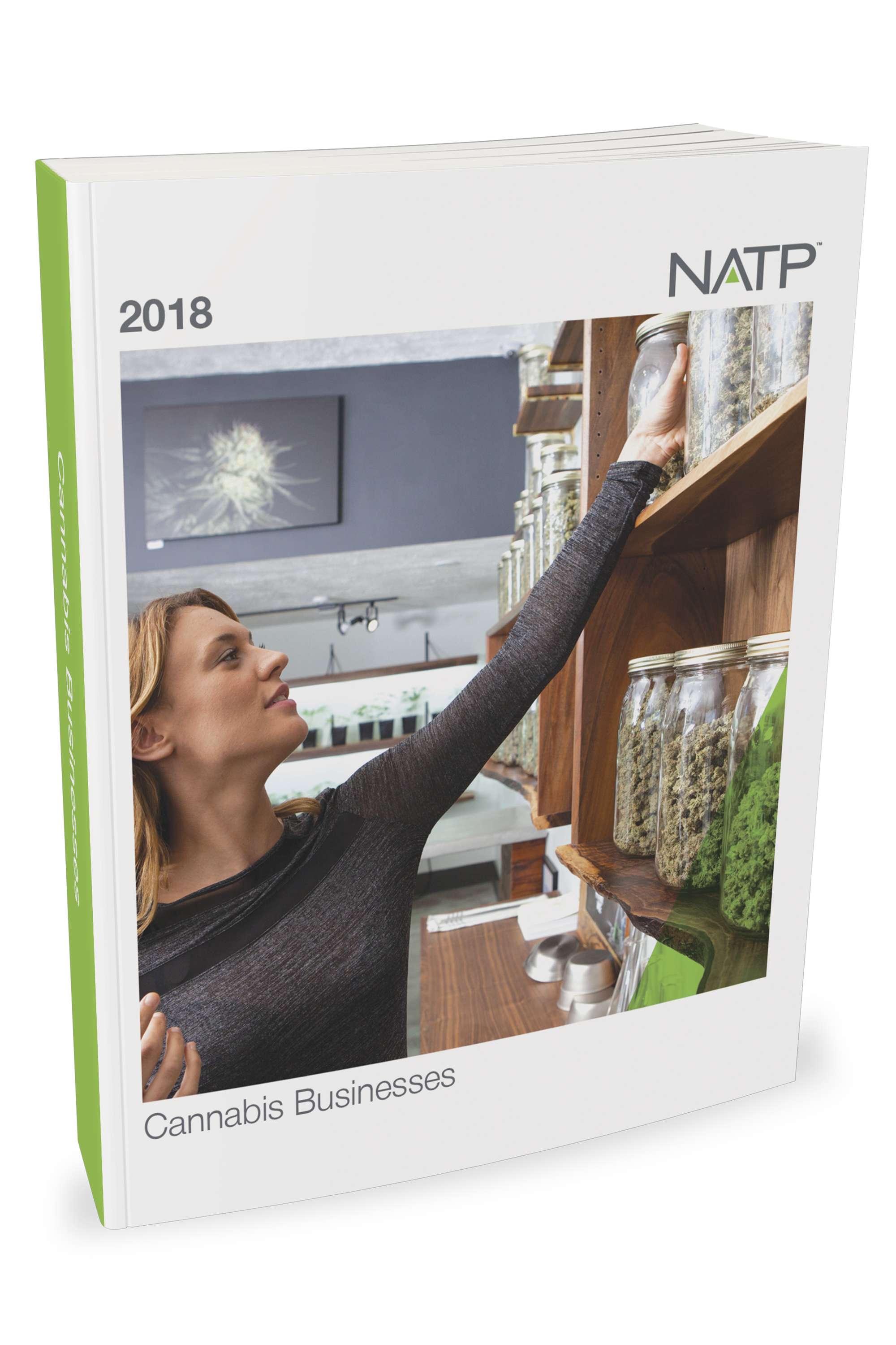 Cannabis Businesses Textbook (2018) - #4858