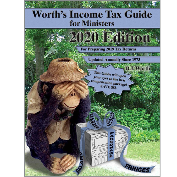 Income Tax Guide for Ministers (2020) – #32012