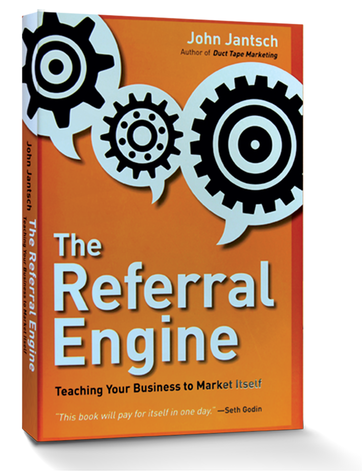 The Referral Engine (paperback) - #3243
