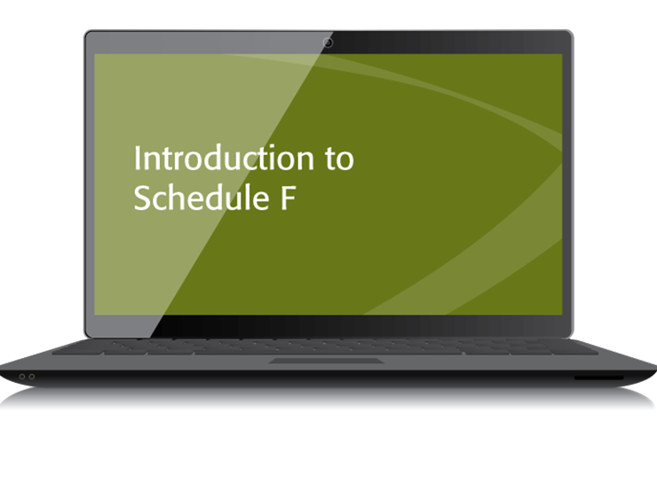 Introduction to Schedule F Textbook (2015) – Electronic PDF Version - #3377E