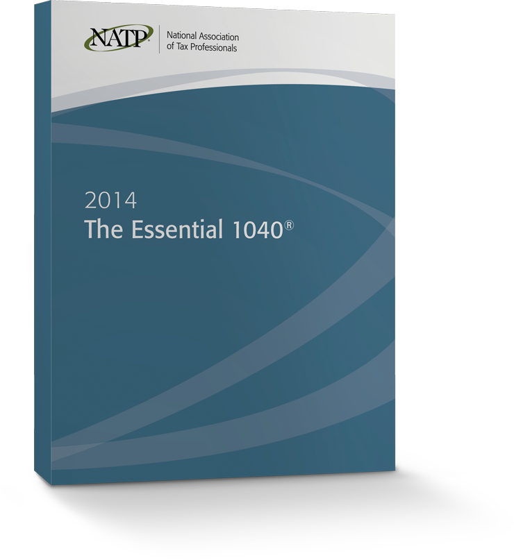The Essential 1040 Textbook (2014) − #3401