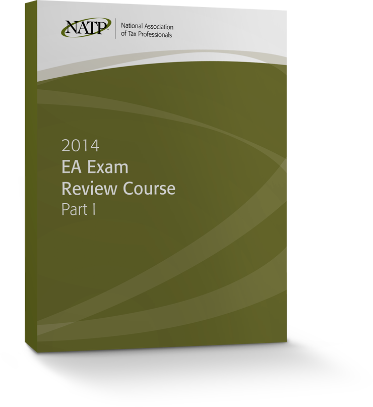 EA Exam Review Course Part I Textbook (2014) - #3403