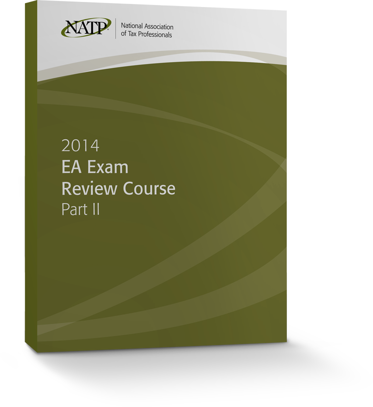 EA Exam Review Course Part II Textbook (2014) - #3404