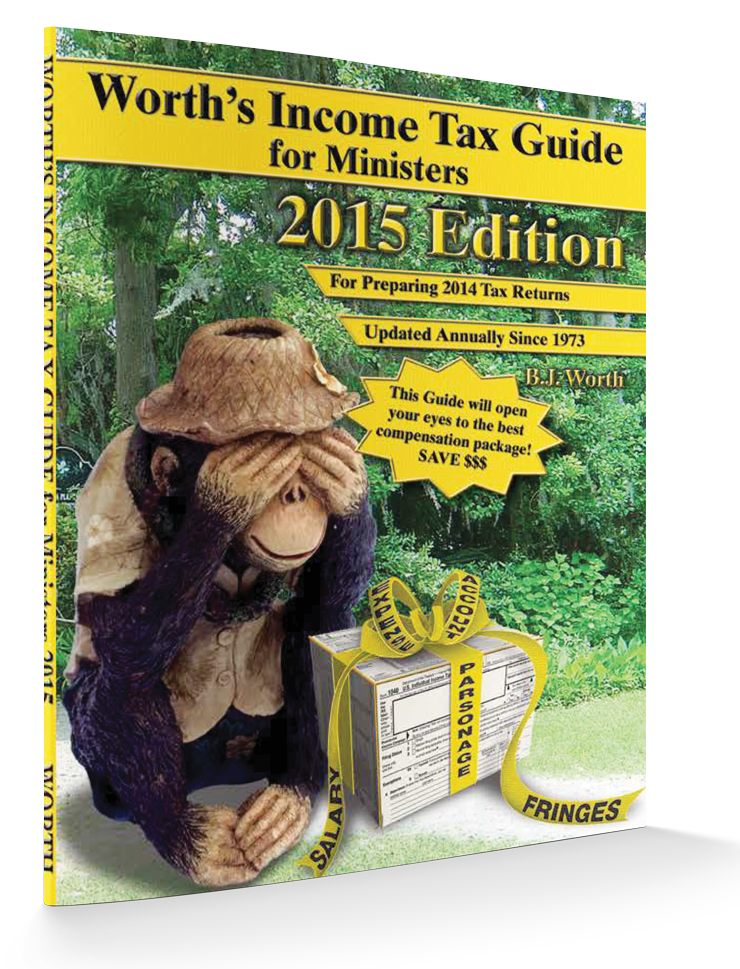 Income Tax Guide for Ministers (2014) – 3412