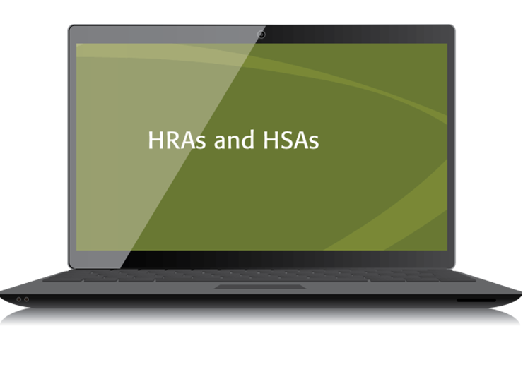 HRAs and HSAs Textbook (2015) – Electronic PDF Version - #3431E