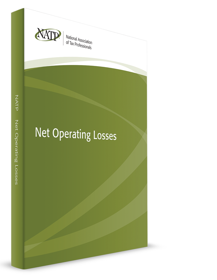 Net Operating Losses Textbook (2015) –  #3437