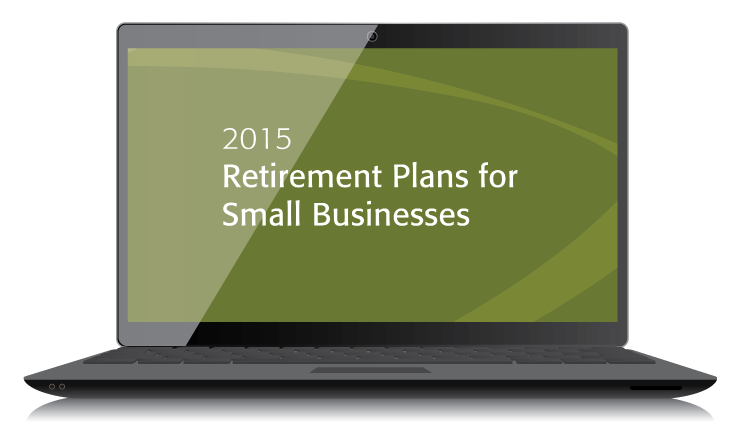 Retirement Plans for Small Businesses Textbook (2015) – Electronic PDF Version - #3459E
