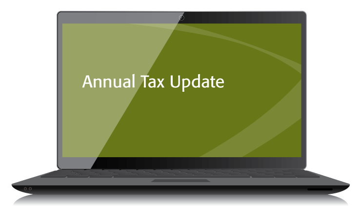 Annual Tax Update Textbook (2015) – Electronic PDF Version - #3486E