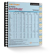 All States Quickfinder Handbook (2014) - #3488