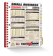 TheTaxBook Small Business Edition (2014) - #3494