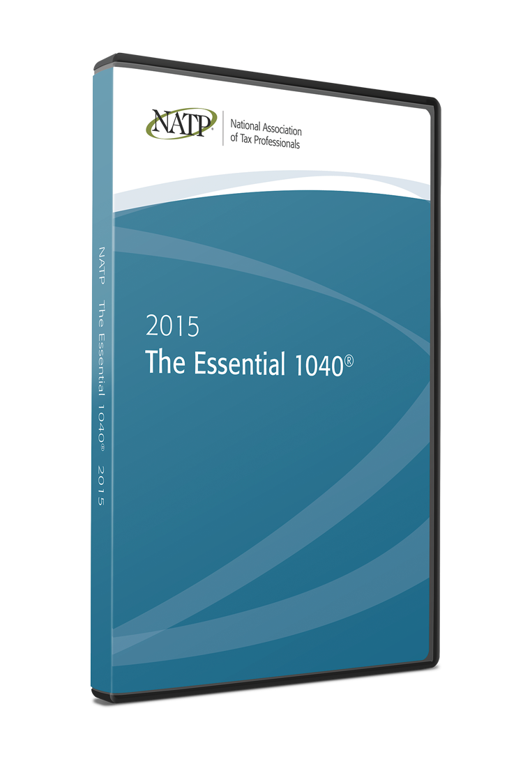 The Essential 1040 DVD (2015) - #3501D
