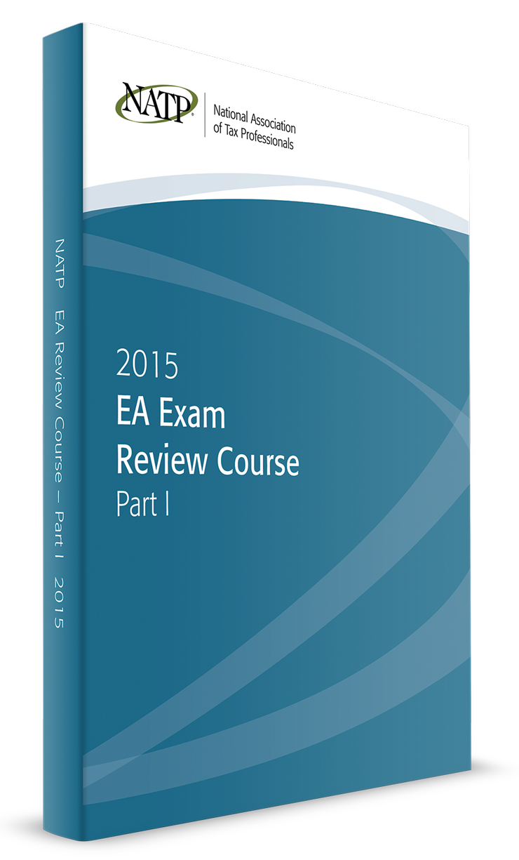 EA Exam Review Course Part I Textbook (2015) - #3503