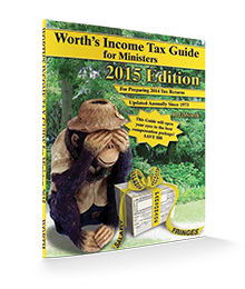 Income Tax Guide for Ministers (2015) – #3512