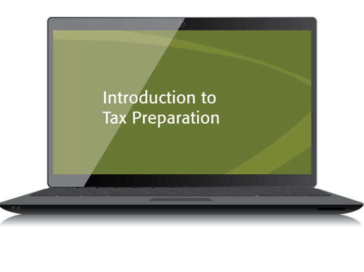 Introduction to Tax Preparation Textbook (2015) – Electronic PDF Version - #3558E