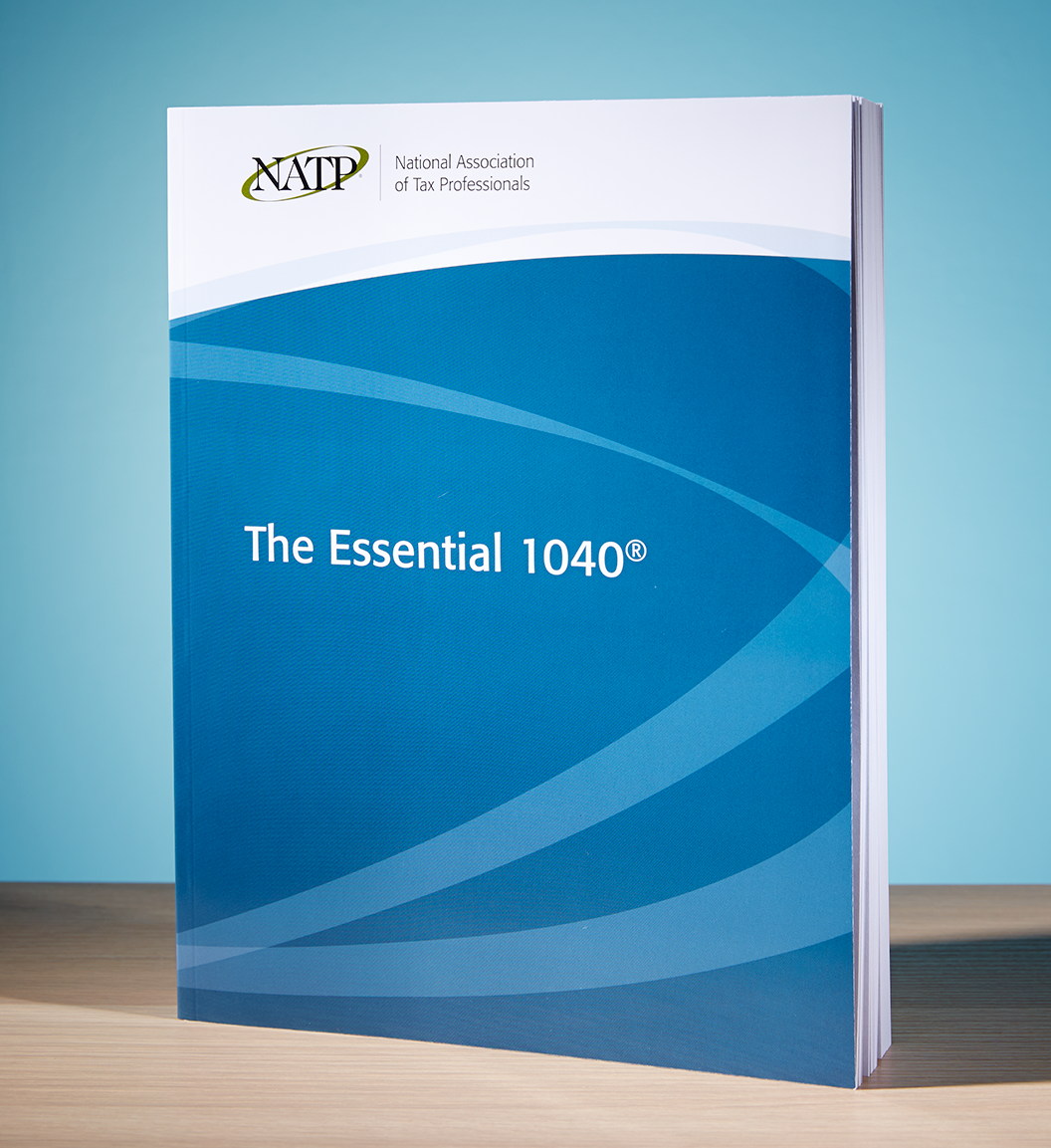 The Essential 1040 Textbook (2017) - #3701