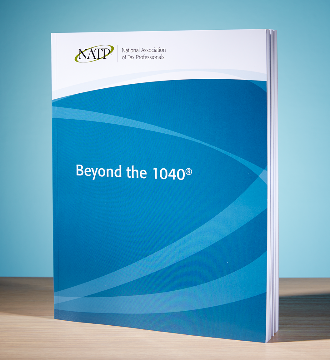 Beyond the 1040 Textbook (2017) - #3702