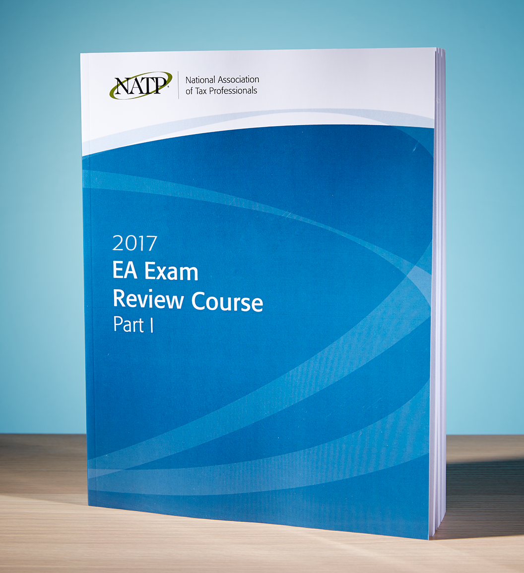 EA Exam Review Course Part I Textbook (2017) - Special low price for members - #3703