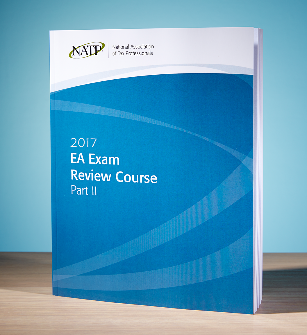 EA Exam Review Course Part II Textbook (2017) - #3704