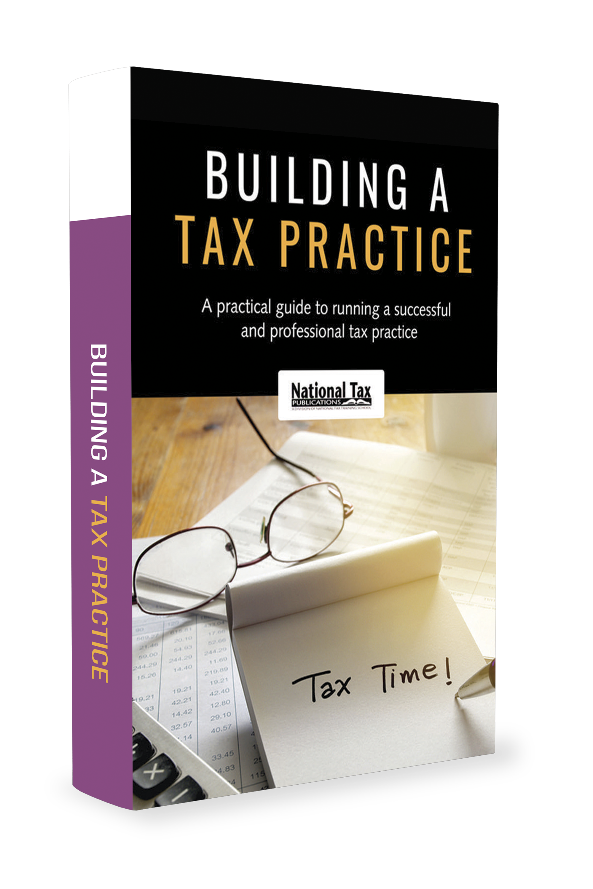 Building a Tax Practice (2017) - #3725