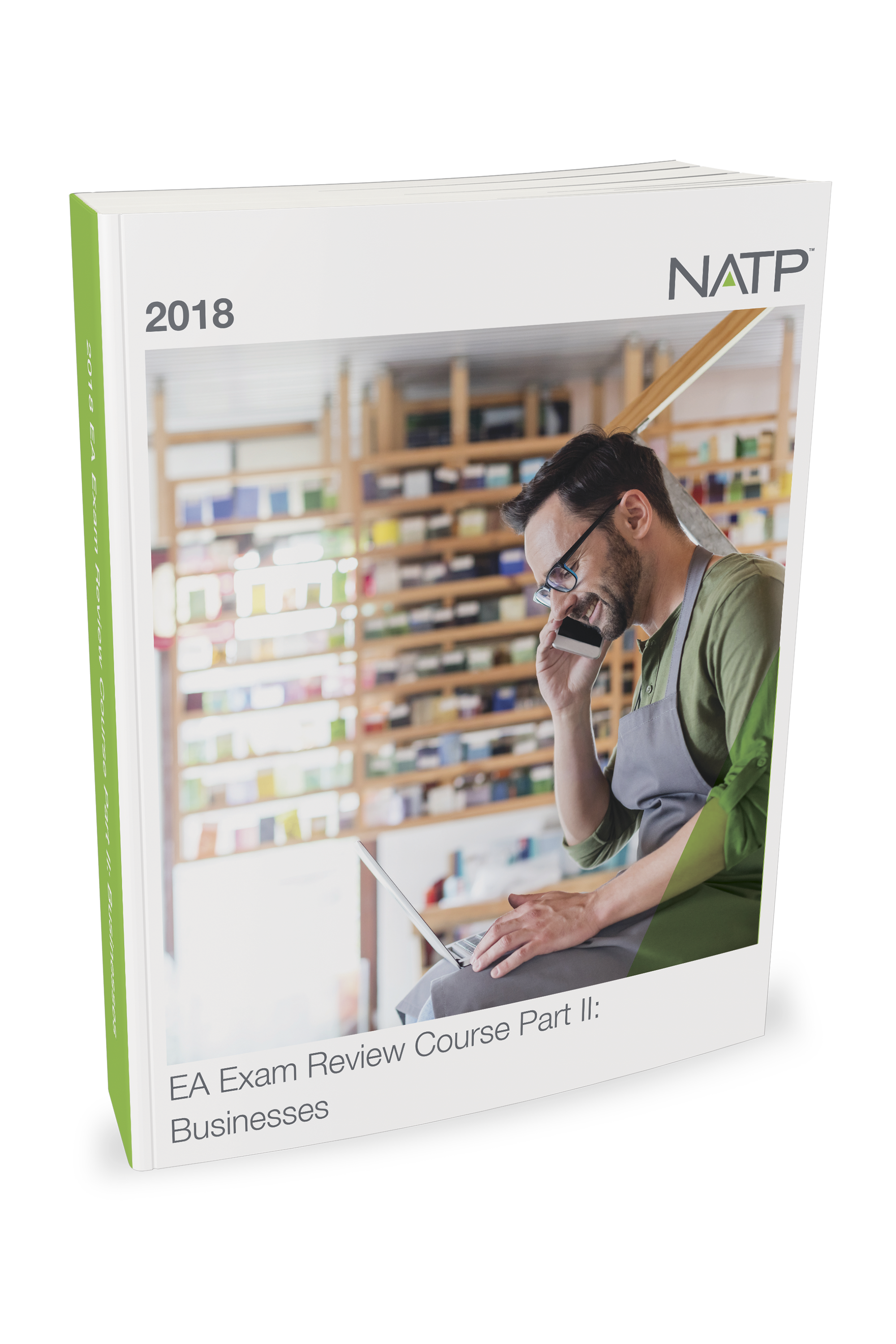 EA Exam Review Course Part II Textbook (2018) - #3804
