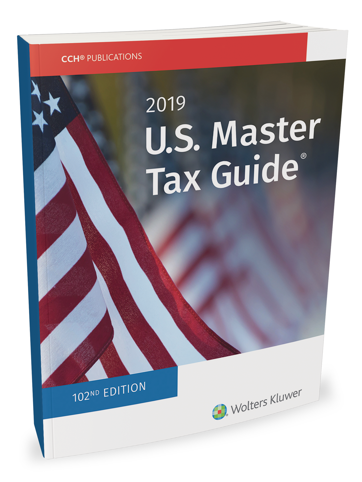 CCH U.S. Master Tax Guide (2019 Edition/2018 Tax Year) – #3816