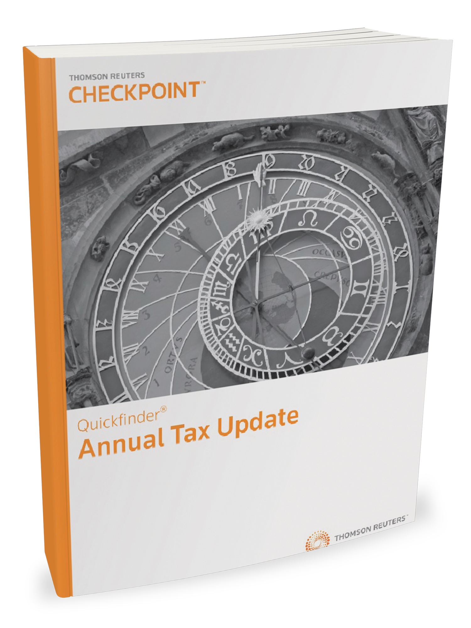 Annual Tax Update Quickfinder Handbook (2018) - #3897