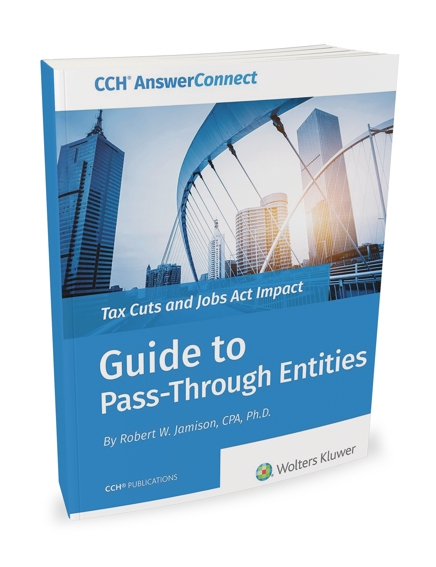 CCH Guide to Pass Through Entities (2018) - #3881