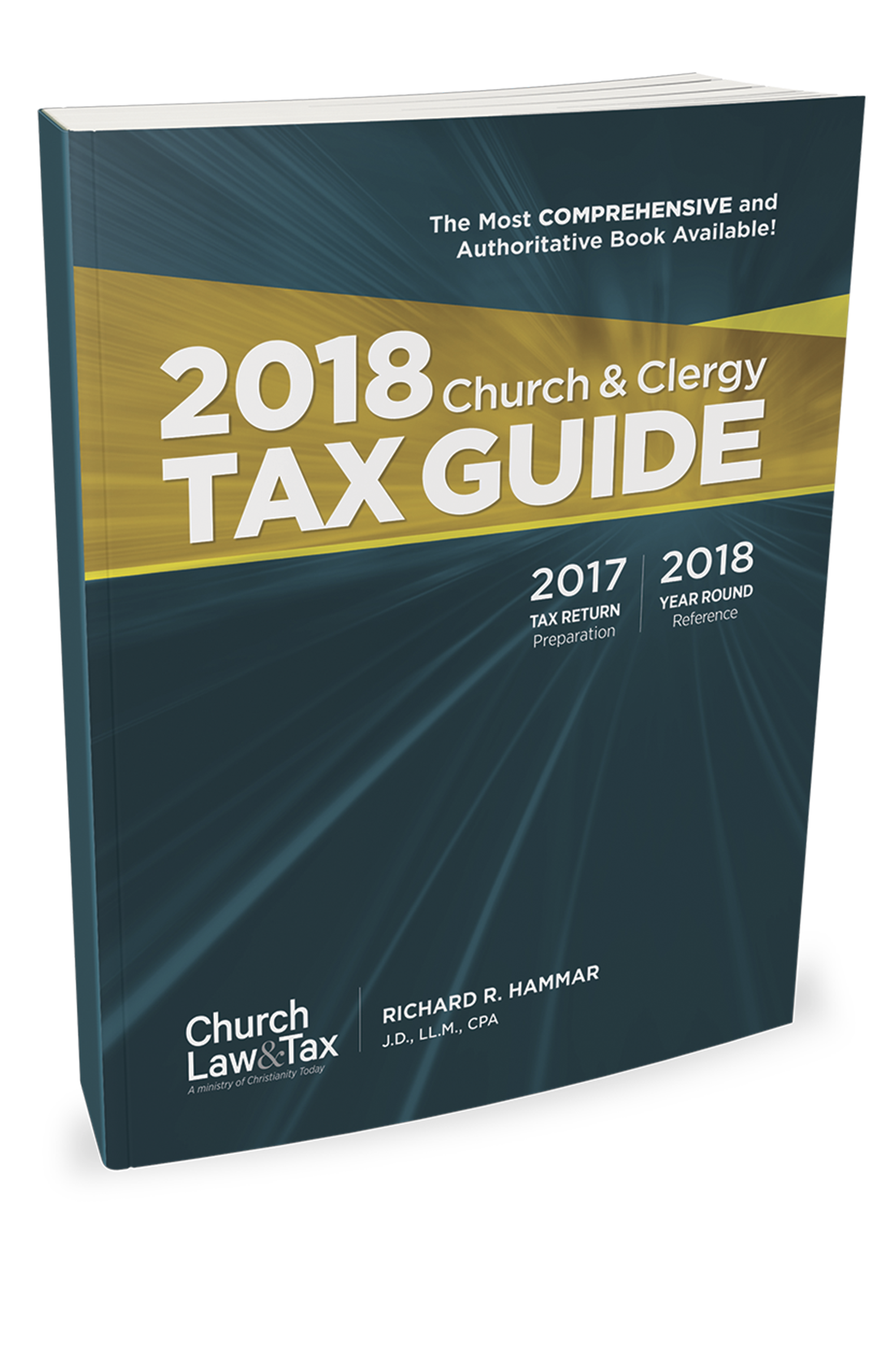 Church and Clergy Tax Guide (2018) – #3892
