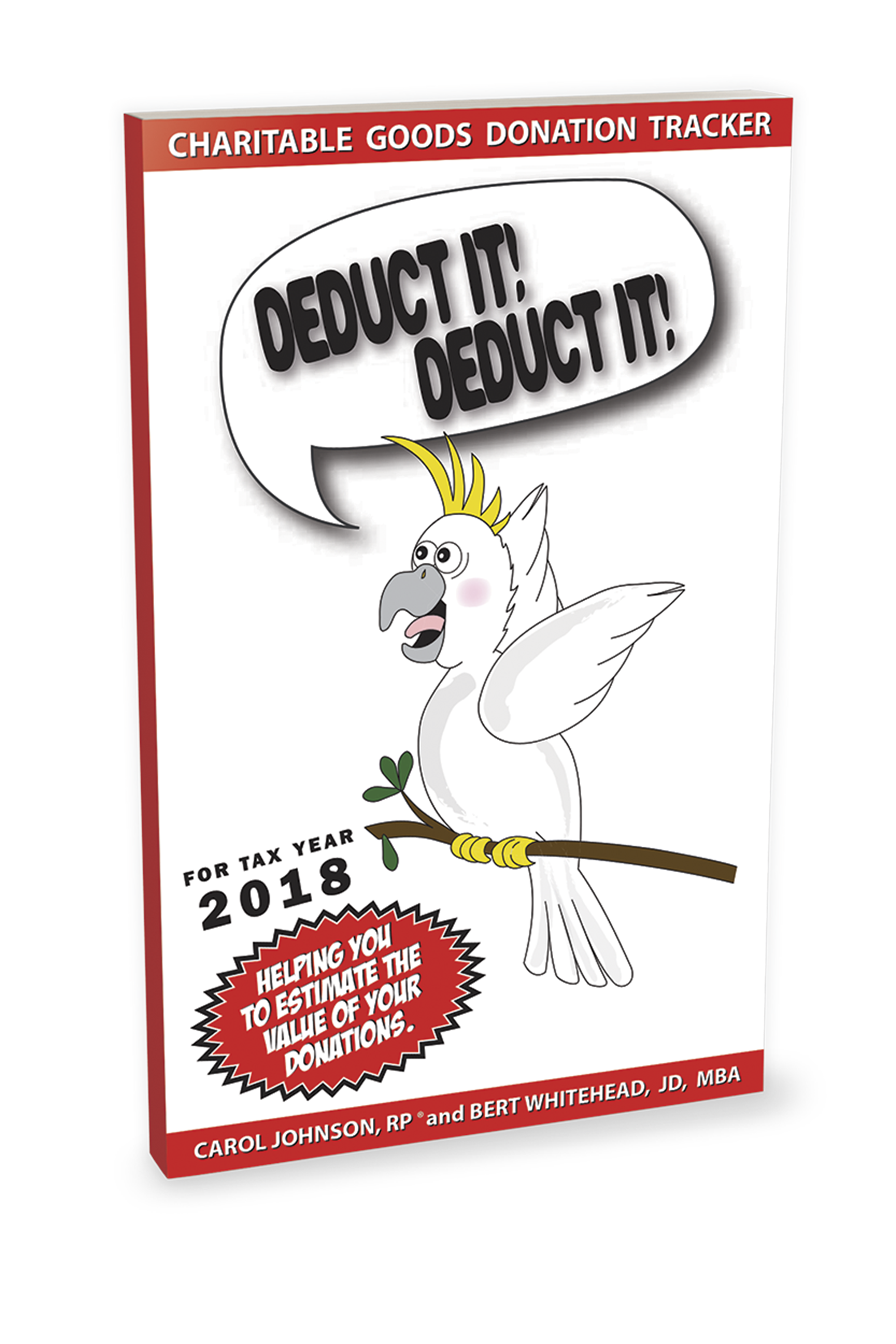 Deduct It! Deduct It! – 2018 Edition – #3893