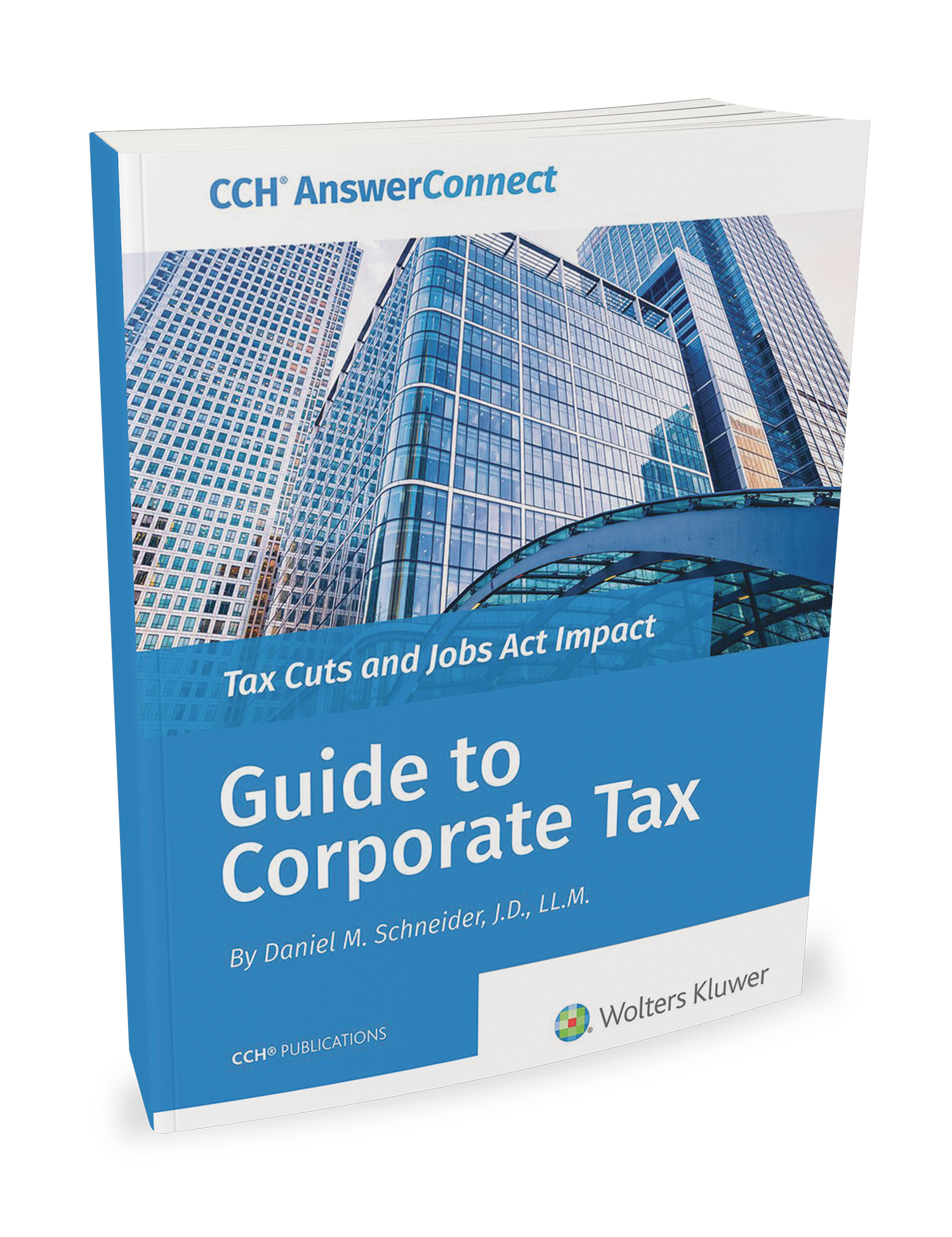 CCH Guide to Corporate Tax (2018) - #3895