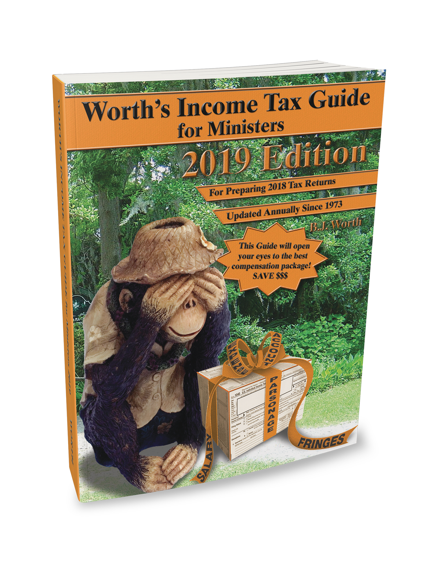 Income Tax Guide for Ministers (2019) – #3912