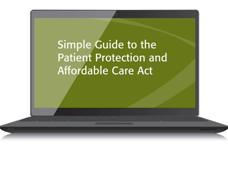 Simple Guide to the Patient Protection and Affordable Care Act Electronic Book (2015) – 4302E