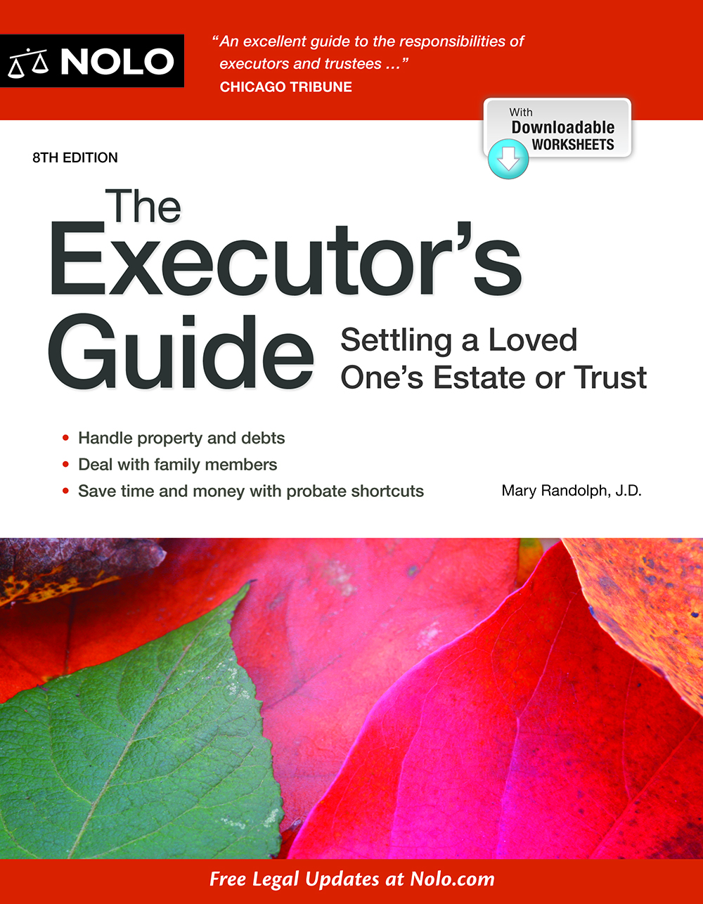 The Executor's Guide (8th Edition) - #4744