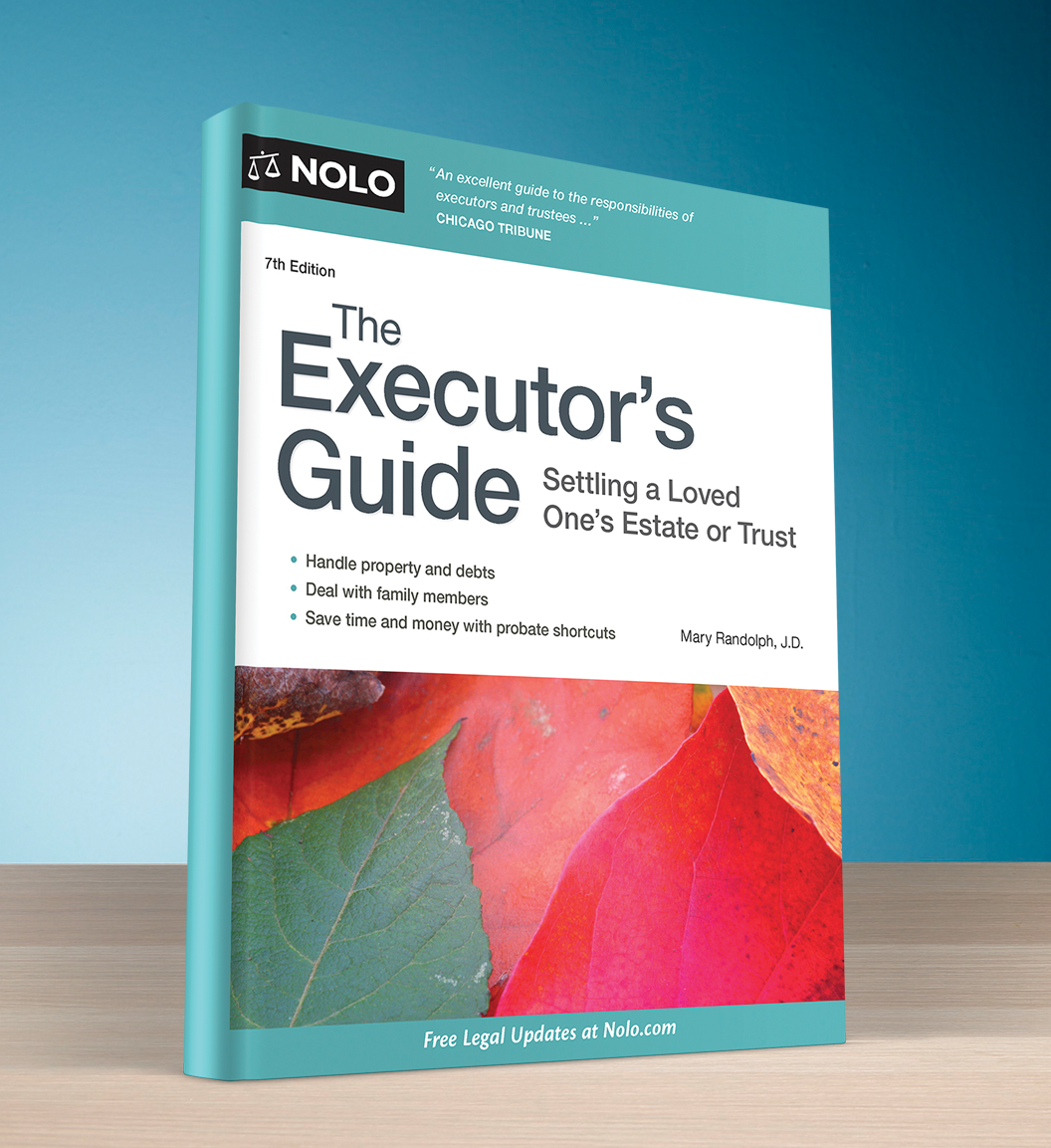 The Executor's Guide (7th Edition) - #4744