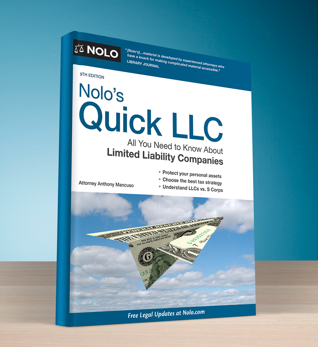 Quick LLC (9th edition) - #4746