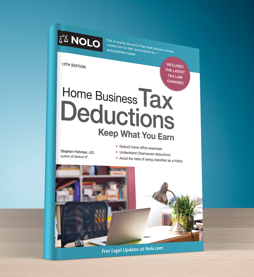 Home Business Tax Deductions (13th edition) - #4750