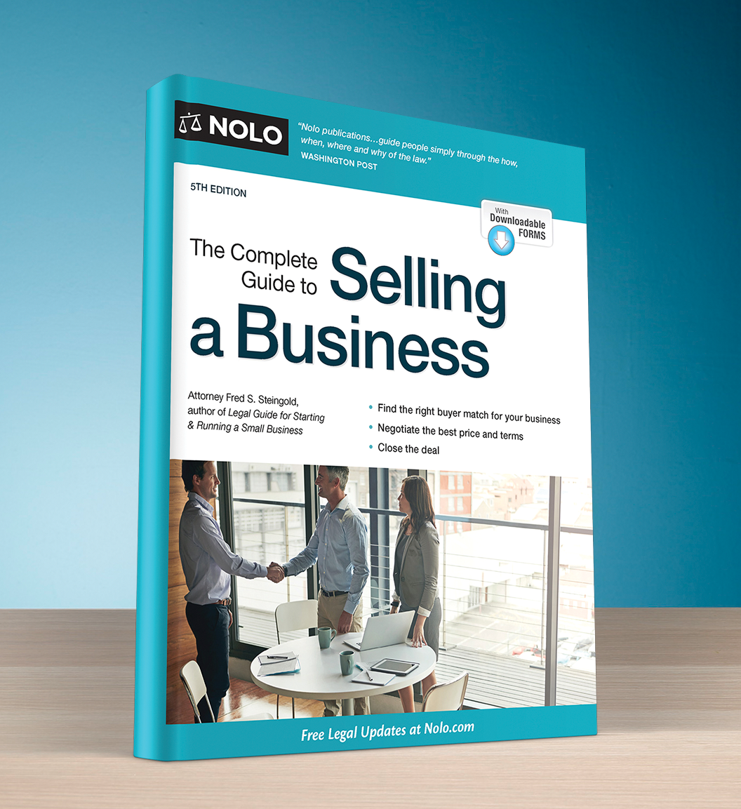 The Complete Guide to Selling a Business (5th edition) - #4751