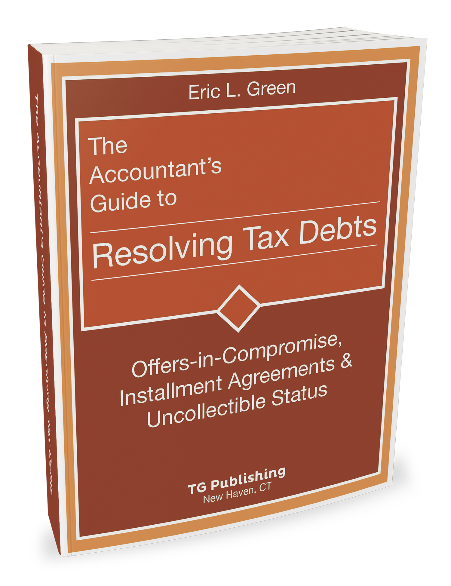 The Accountant's Guide to Resolving Tax Debts - #4756