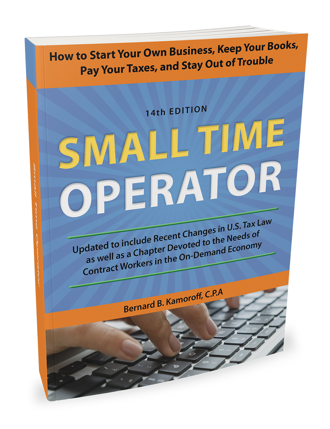 Small Time Operator (14th edition) - #4758