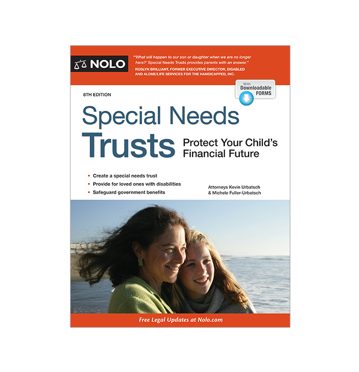 Special Needs Trusts (8th Edition) - #4766