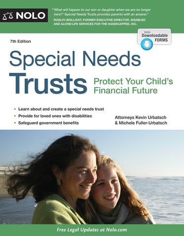 Special Needs Trusts (7th Edition) - #4766