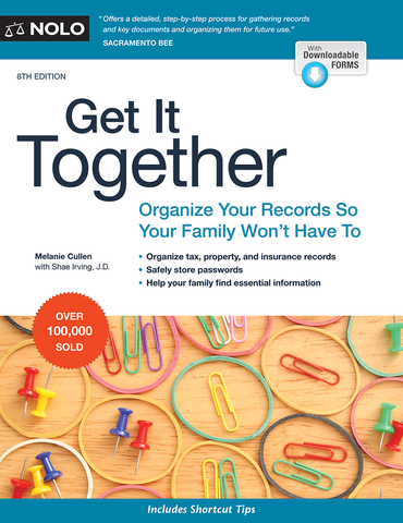 Get It Together (8th Edition) - #4771