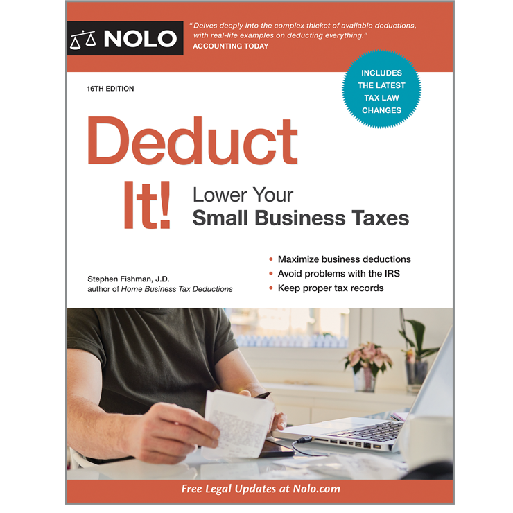 Deduct It! (16th Edition) - #4775