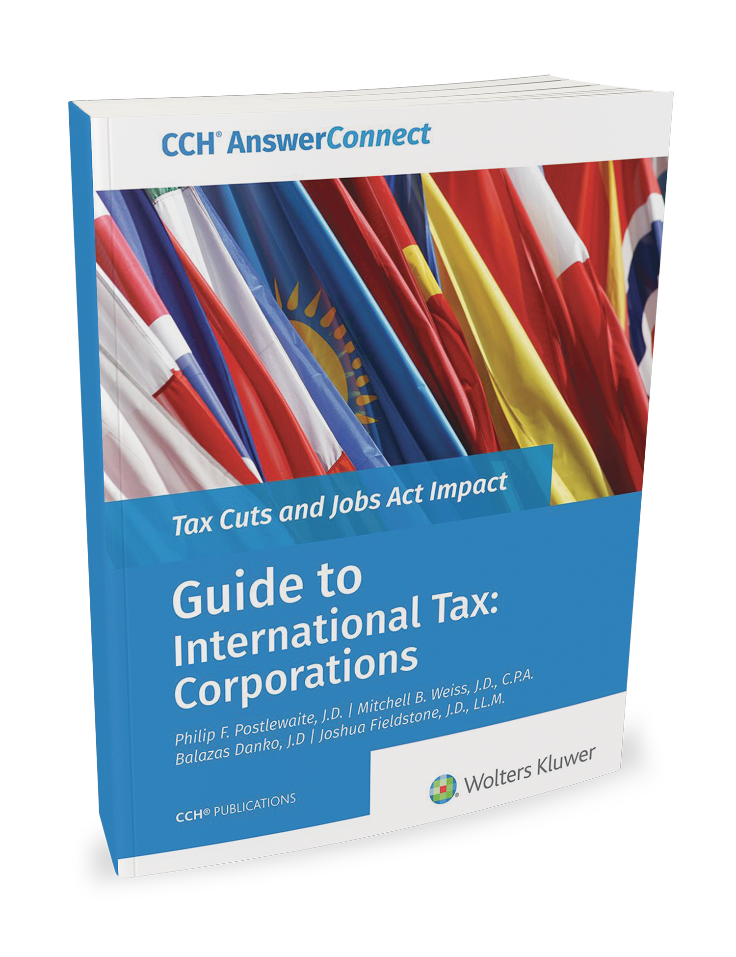 CCH Guide to International Tax - Corporations (2018) - #4812