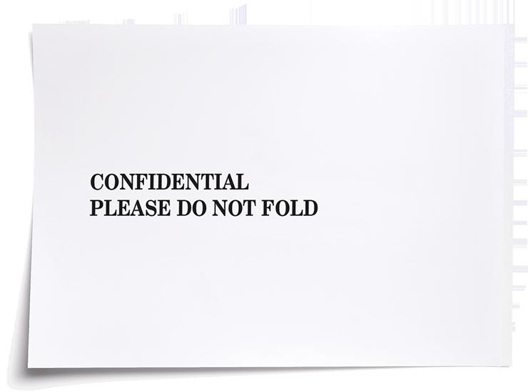 """9"""" x 12"""" Client Mailing Envelope - #500A"""