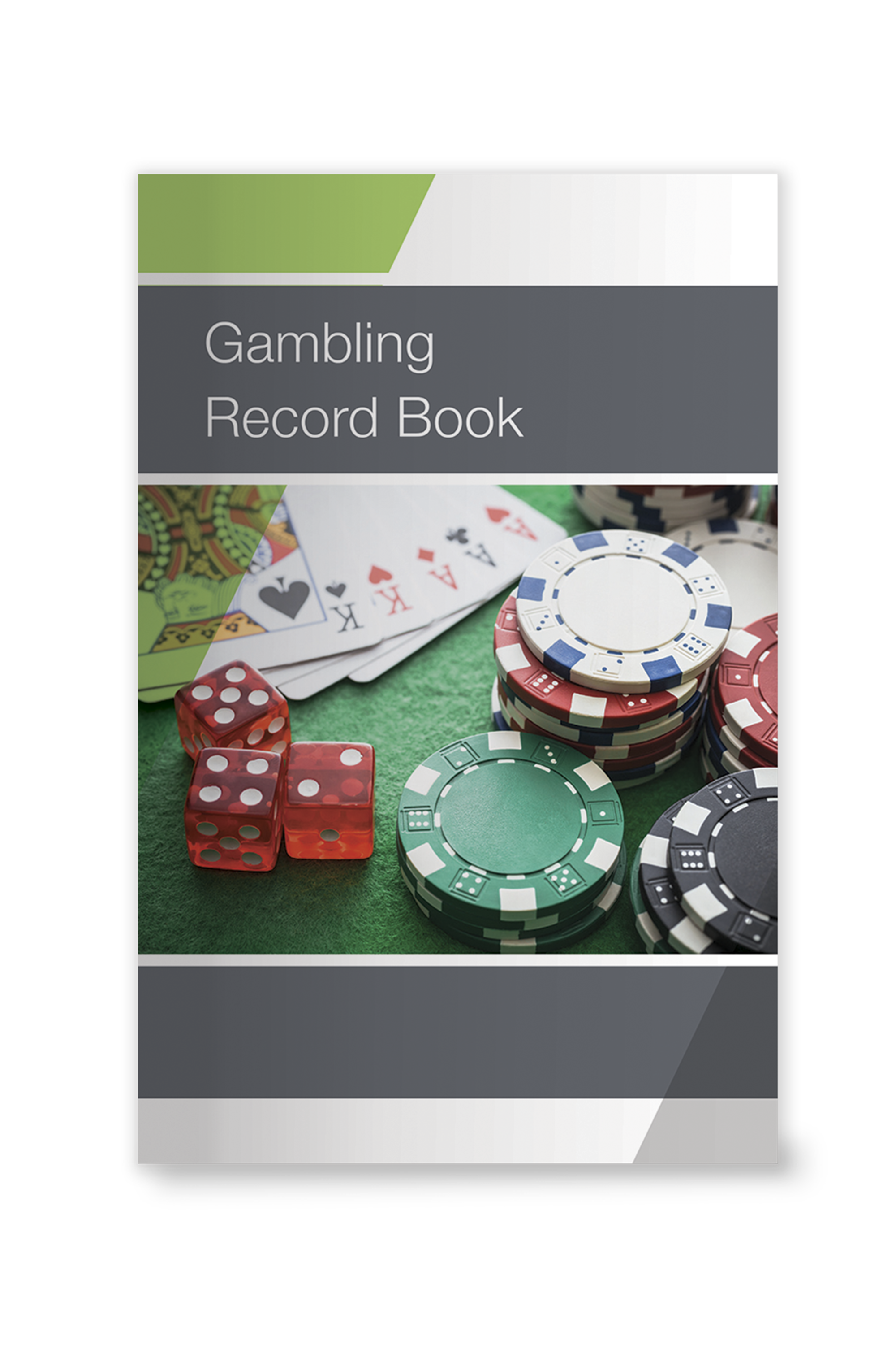 Gambling Record Book - #604