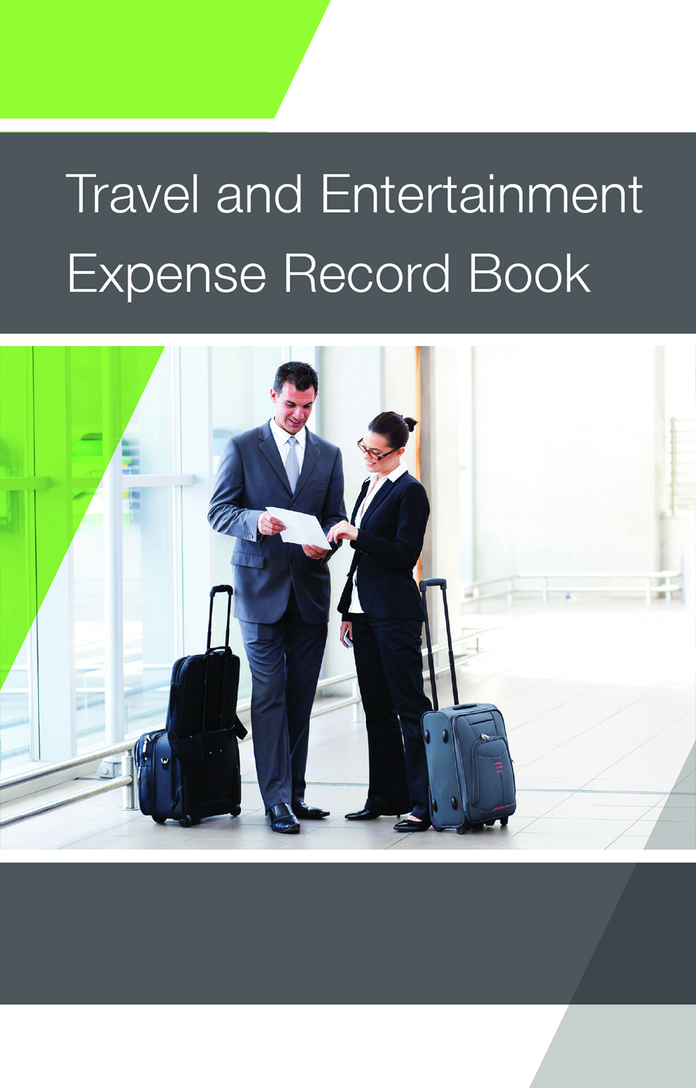 Travel and Entertainment Expense Record Book - #605
