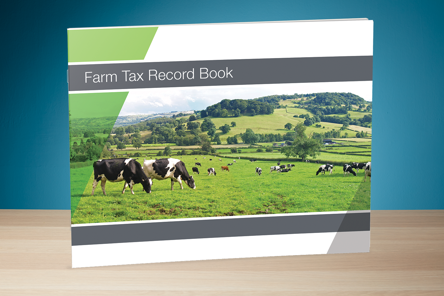 Farm Tax Record Book - #610A