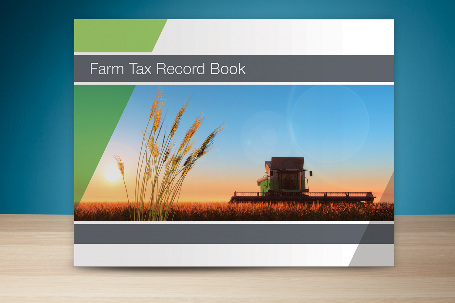 Farm Tax Record Book - #610