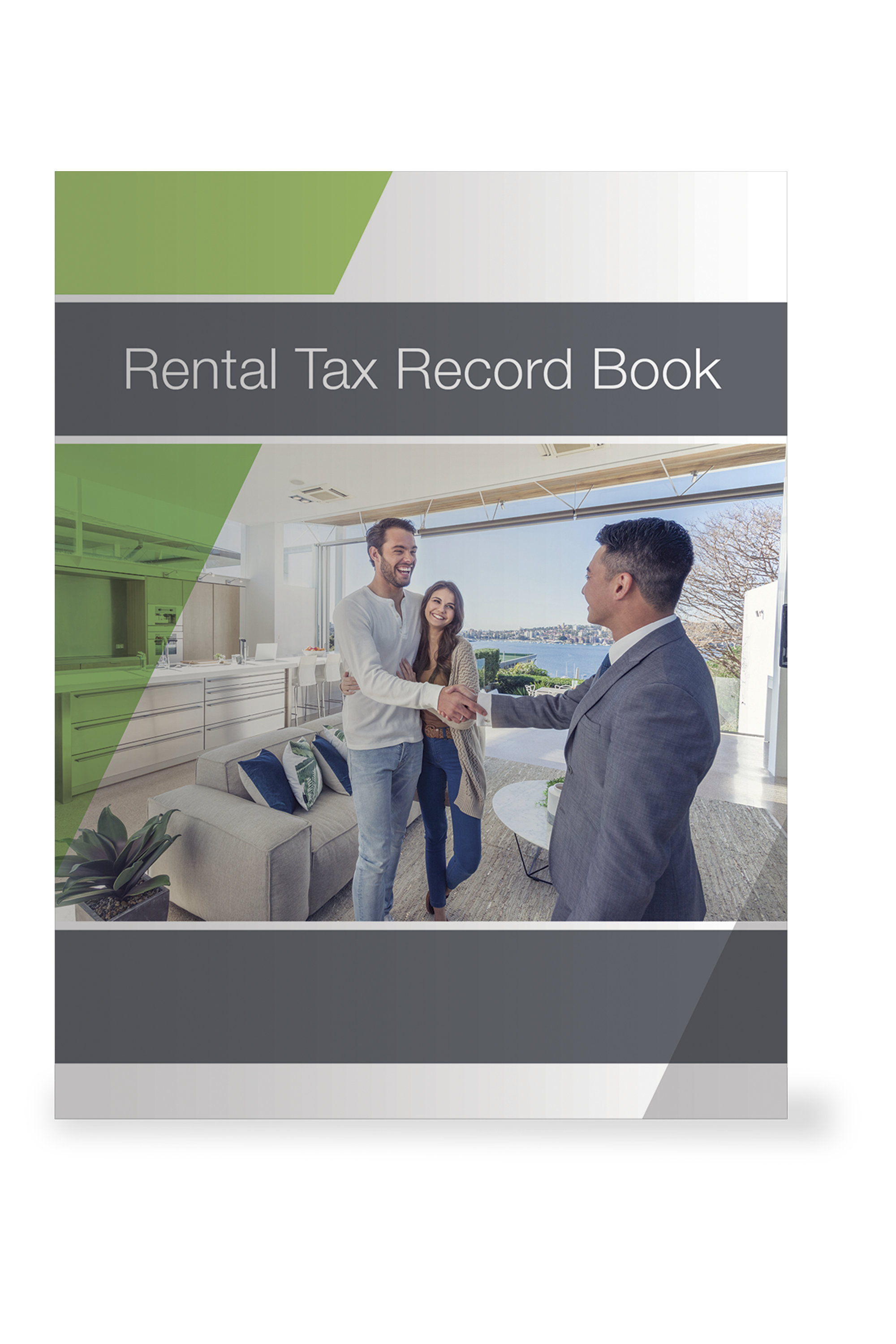 Rental Tax Record Book - #615